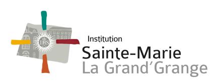 ISMGG Ste Marie La Grand Grange