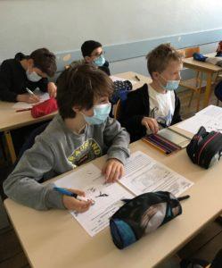 SCIENCES1 Mme Saunier 2