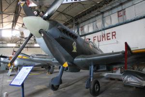 Spitfire, avion mythique de la 2nde guerre mondiale